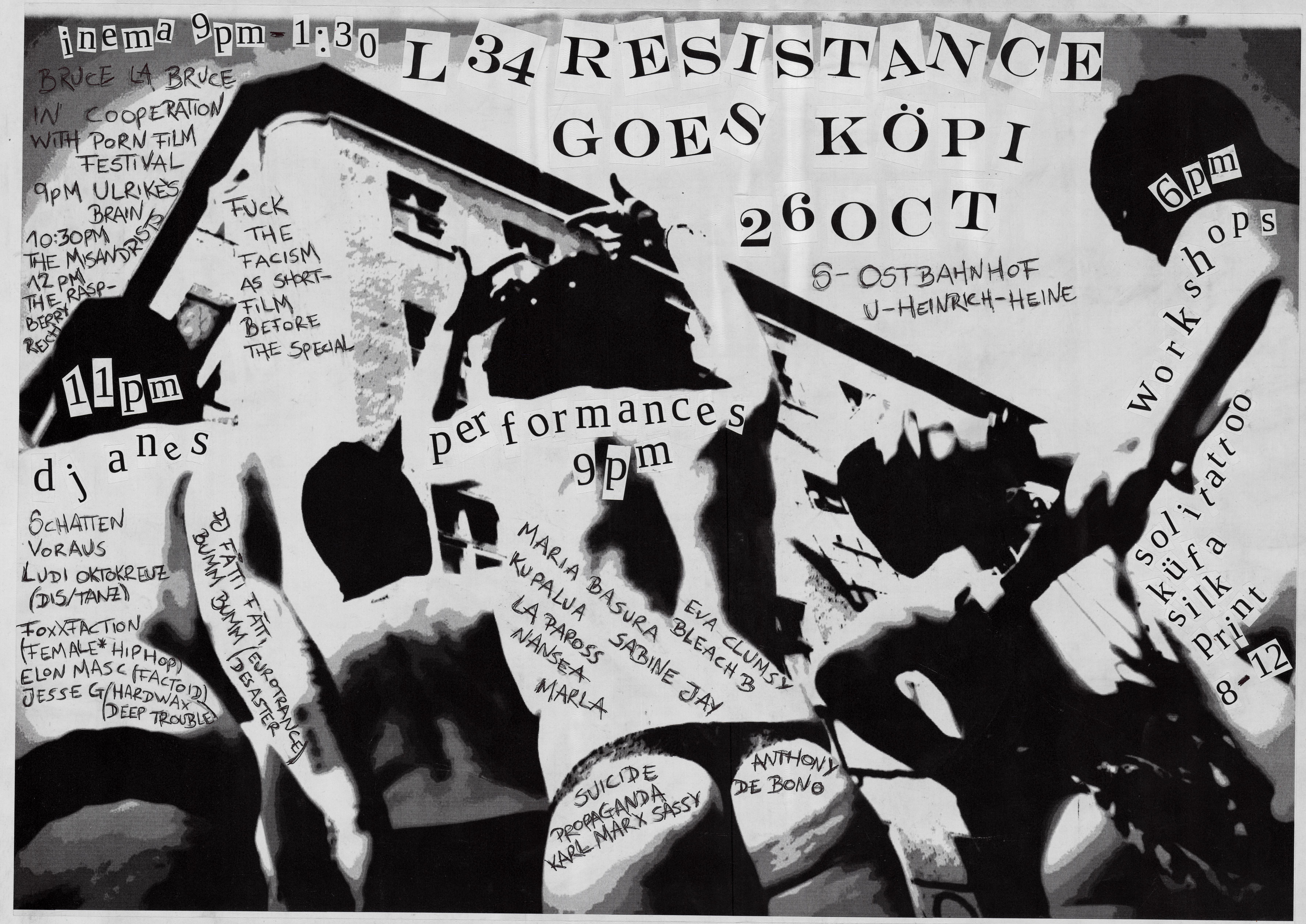 Liebig34 – Anarcha-Queer-Feminist Collective